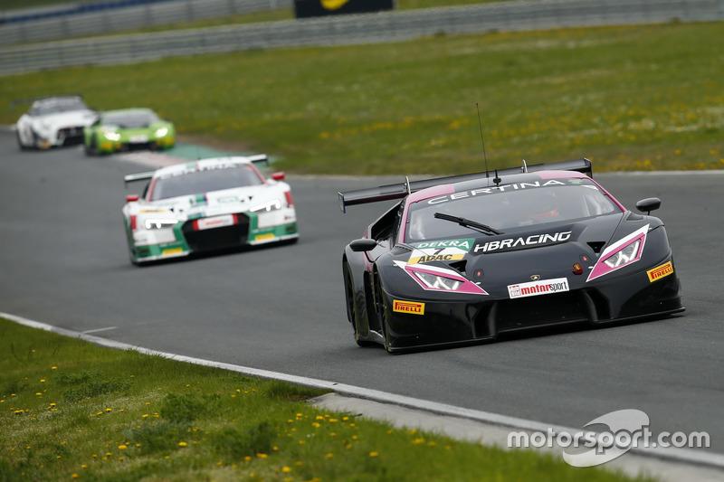 #5 HB Racing WDS Bau, Lamborghini Huracán GT3 (Symbol-Bild)