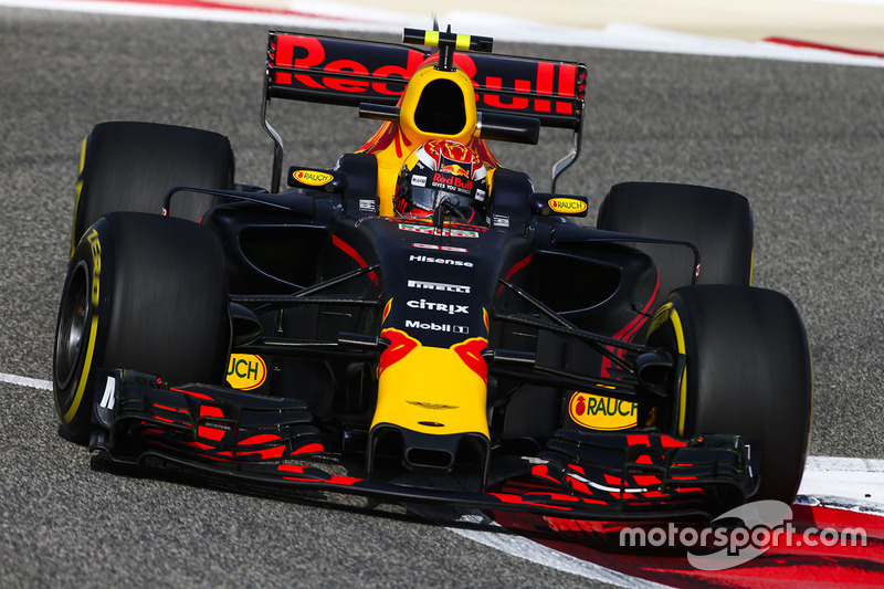 8. Max Verstappen, Red Bull Racing, RB13