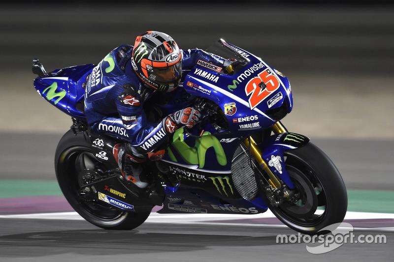 2017: Maverick Vinales, Yamaha YZR-M1