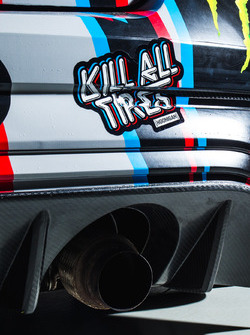 Detail vom Hoonigan Racing Division, Ford Focus