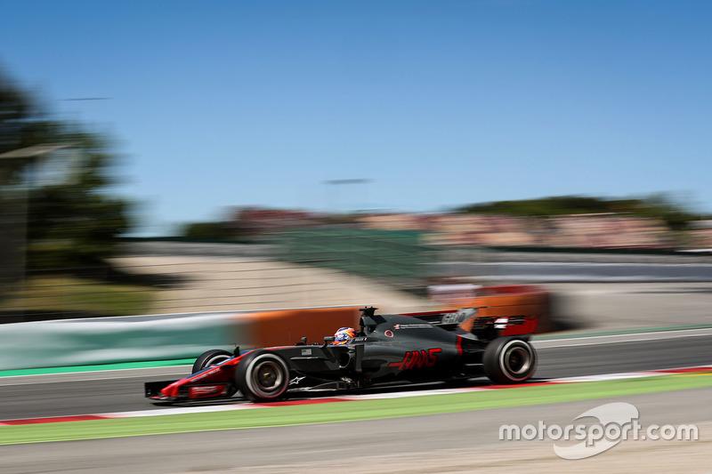 14: Ромен Грожан, Haas F1 Team VF-17