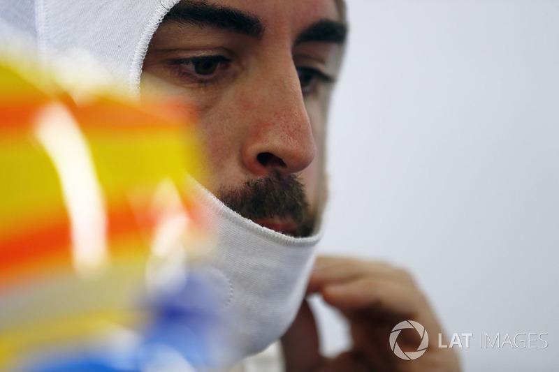11 місце — Фернандо Алонсо, McLaren — 38