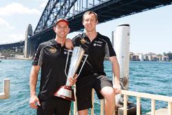 David Reynolds,  Louke Youlden, Erebus Motorsport Holden,