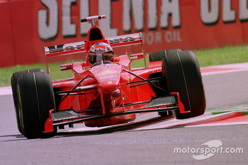#18 GP d'Italie 1998 (Ferrari F300)