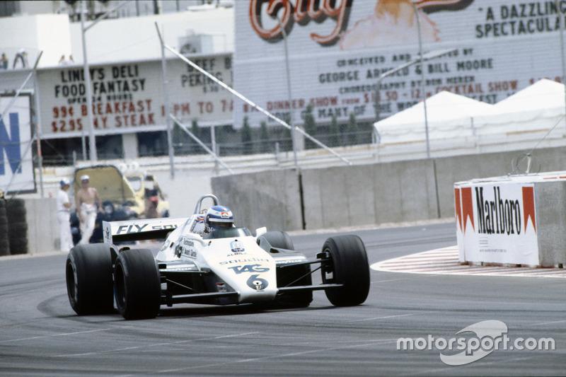 1982 - Keke Rosberg, Williams-Ford