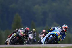 Alex Rins, Team Suzuki MotoGP, Jonas Folger, Monster Yamaha Tech 3