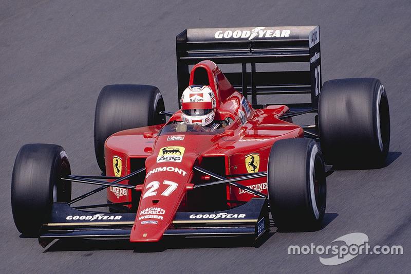 1989 : Ferrari F1-89 (ou Ferrari 640)