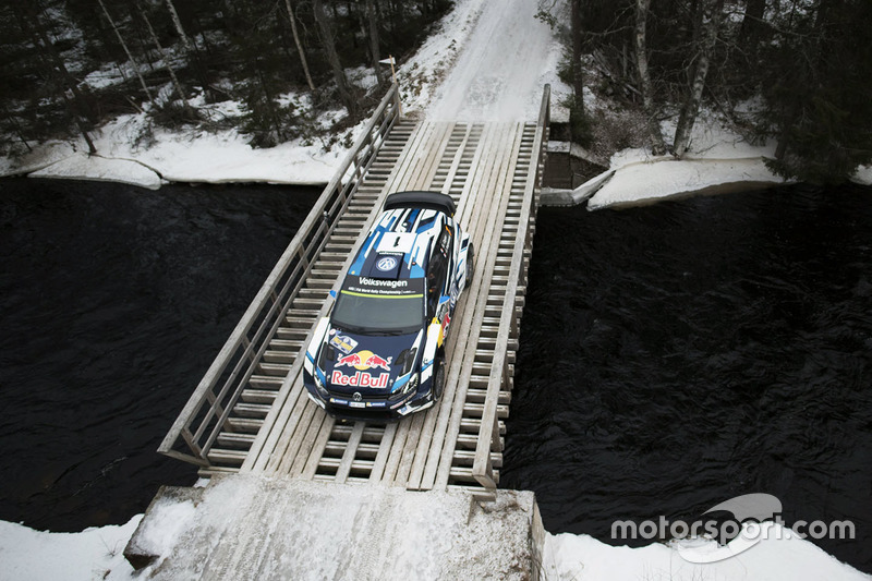 #2: Volkswagen Polo R WRC: Sebastien Ogier und Julien Ingrassia