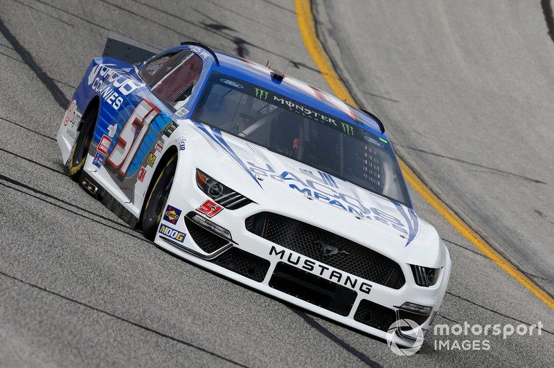 36. Cody Ware, Petty Ware Racing, Chevrolet Camaro