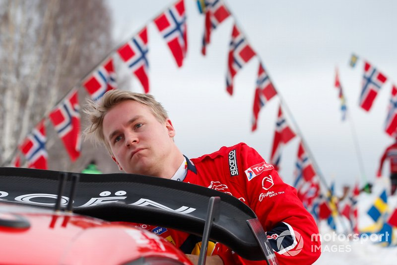 Есапекка Лаппі, Citroen World Rally Team, Citroen C3 WRC 2019