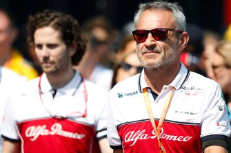 Beat Zehnder, Team Manager, Alfa Romeo Racing