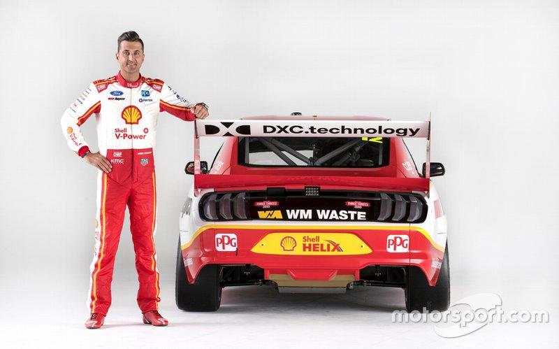 Fabian Coulthard, Shell V-Power Racing Team