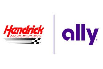 Logo Hendrick Motorsport ally