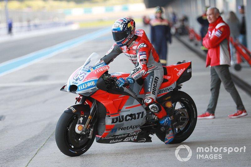 MOTO GP 2019 COMPÉTITIONS - Page 2 Andrea-dovizioso-ducati-team-1