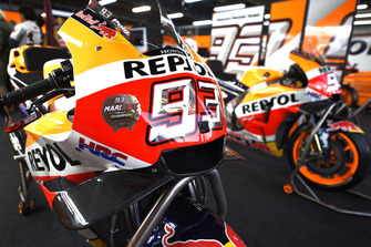Marc Marquez, Repsol Honda Team, Bike