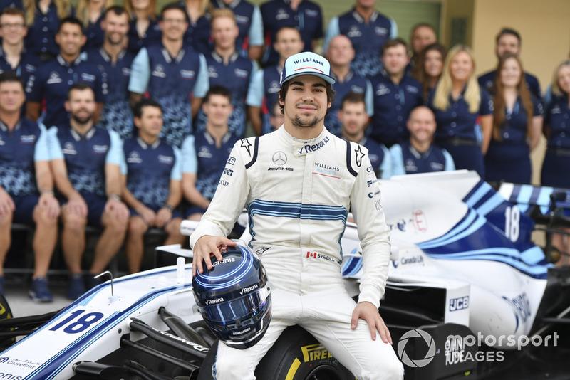No se ha hecho oficial pero es oficioso. Stroll deja Williams para ir a Force India. Abandona así la escudería con la que debutó en F1 y con la que ha disputado todas sus carreras en la máxima categoría. Fue 13º.