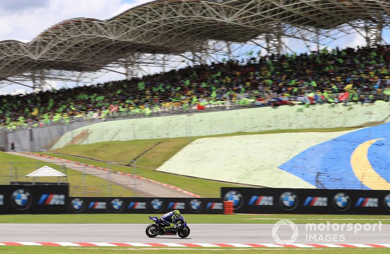 #8 GP de Malaisie : 169'827 spectateurs