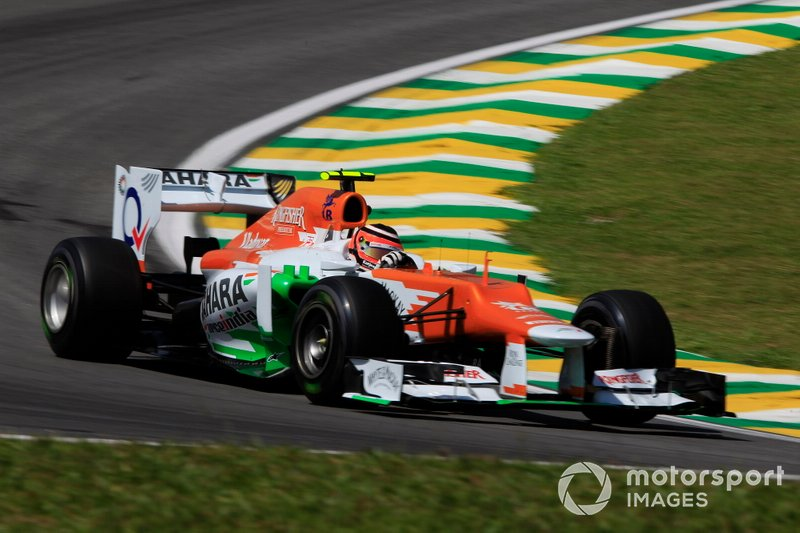 2012: Force India-Mercedes VJM05