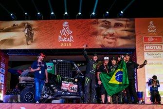 Podium : Monster Energy Can-Am: Reinaldo Varela, Gustavo Gugelmin