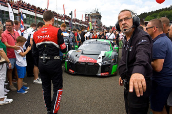 Daniel-James Smith Blancpain 24 Hours of Spa special feature