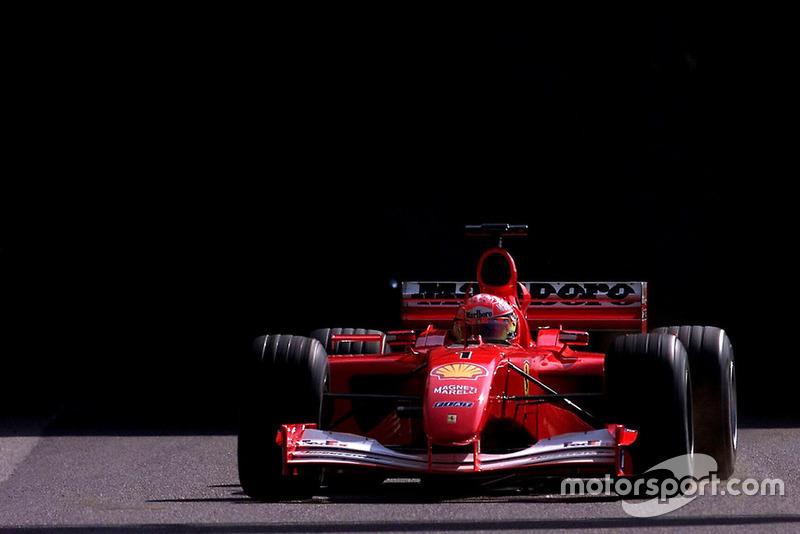 2001 Monaco Grand Prix