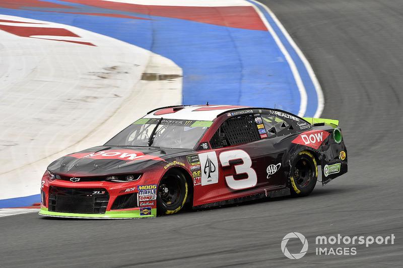 24. Austin Dillon, Richard Childress Racing, Chevrolet Camaro Dow