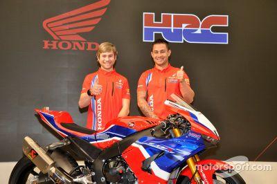 Présentation Honda Team