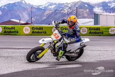 Circuit Andorra Training Session