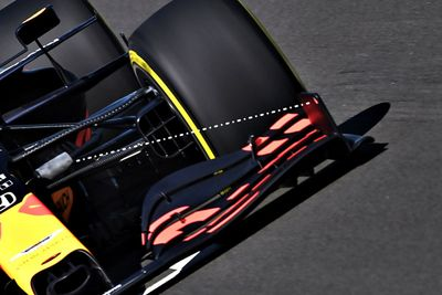 Red-Bull-Test in Silverstone