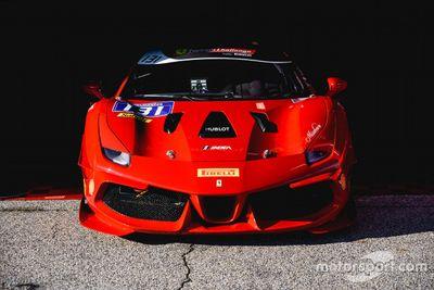 Ferrari Challenge Announcement