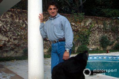 Rennfahrer privat: 1992