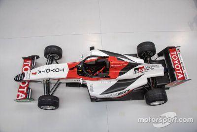Toyota Racing Series FT-60 lansmanı
