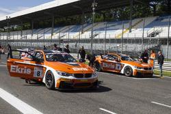 Ricardo van der Ende, Bernhard van Oranje, Racing Team Holland by Ekris Motorsport, Ekris M4 GT4 en
