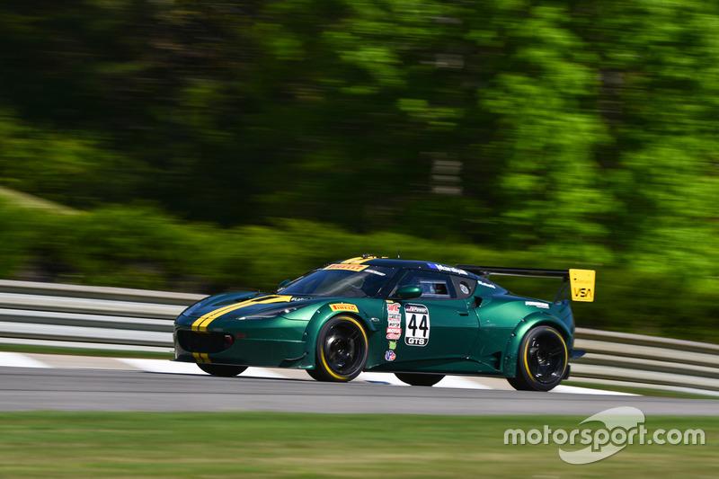 #44 VSA Motorsports, Lotus Evora GT4: Kevin Marshall