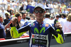 Race winnaar Valentino Rossi, Yamaha Factory Racing