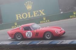 1963 Ferrari 250 GTO: Thomas Price