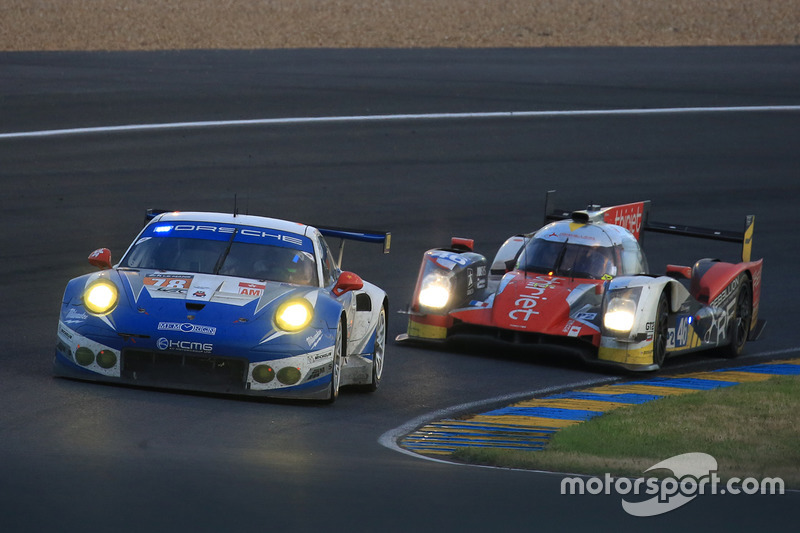 GT vs. LMP2
