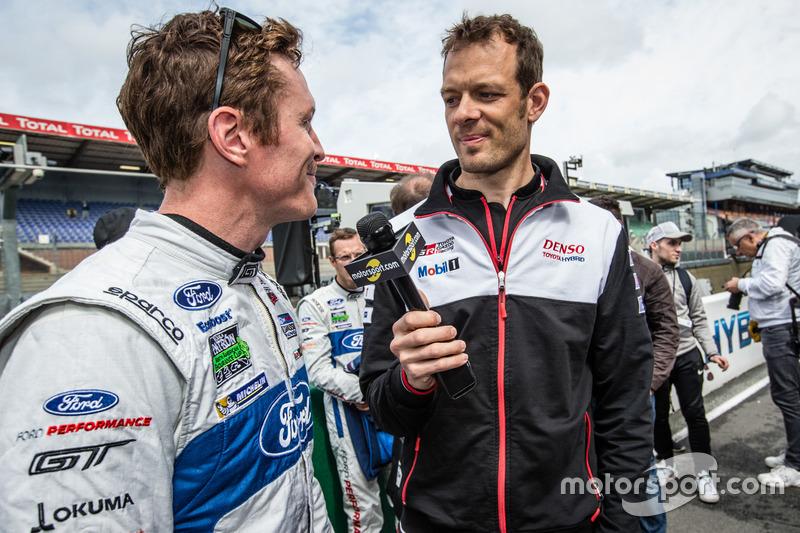#69 Ford Chip Ganassi Racing Ford GT: інтерв'ю Скотта Діксона Алексу Вюрцу для Motorsport.com