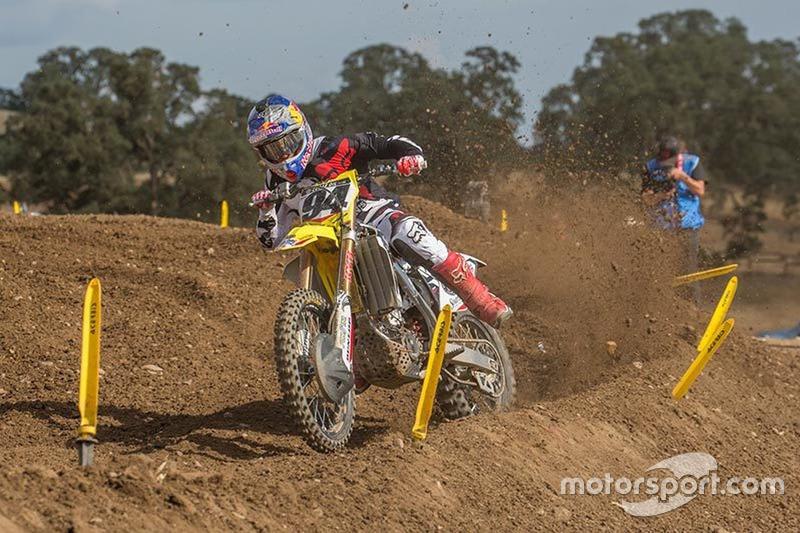 Ken Roczen, Team RCH Racing Suzuki