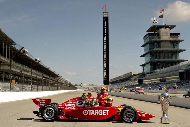 CART-Titel 1999 und Indy-500-Sieg 2000 für Juan Pablo Montoya