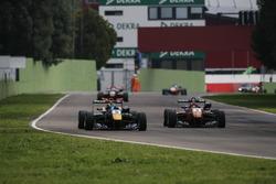Sérgio Sette Câmara, Motopark, Dallara F312, Volkswagen; Mikkel Jensen, kfzteile24 Mücke Motorsport,