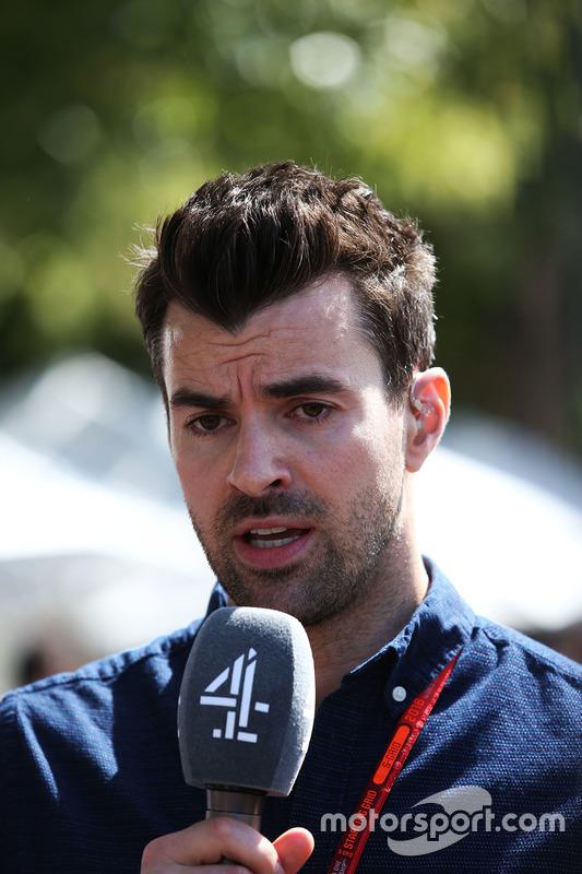 Steve Jones, Channel 4 F1