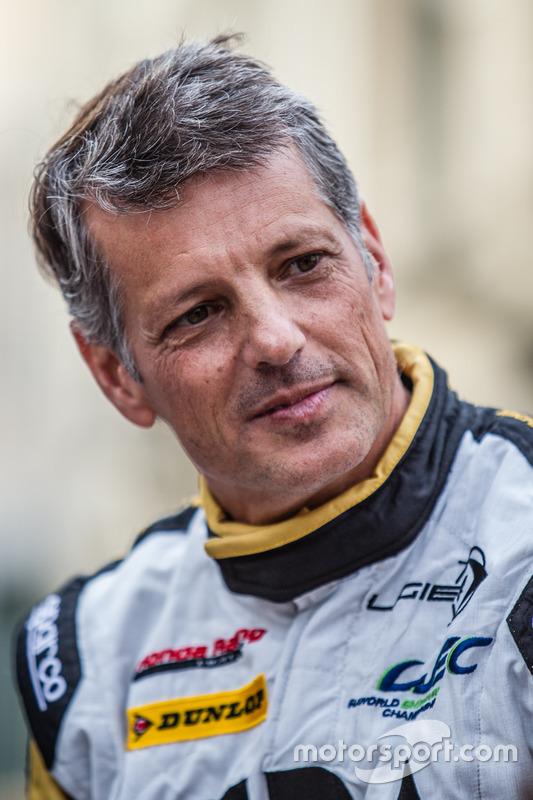 #49 Michael Shank Racing Ligier JS P2 Honda: Oswaldo Negri Jr.