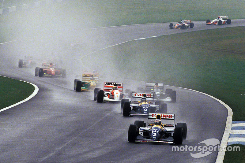 ¿Si tuvieras que ver una sola carrera de automovilismo?