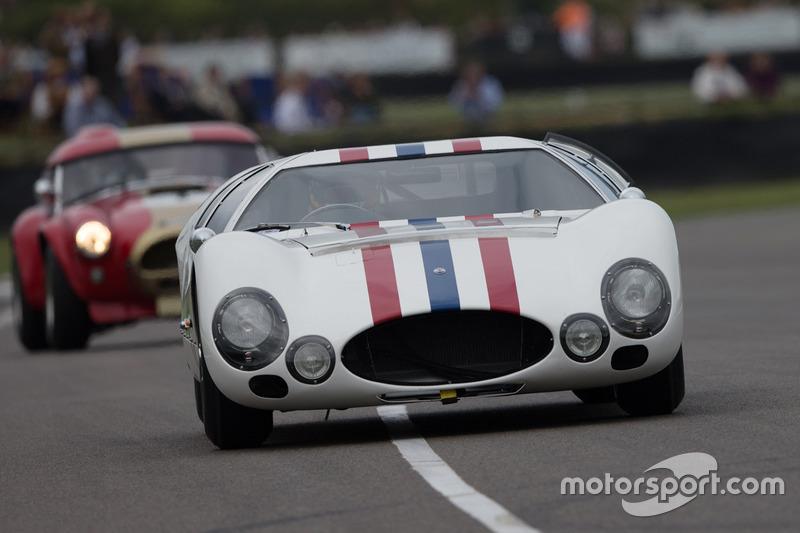 Maserati Tipo 151/3 - 1965 - Andy Priaulx