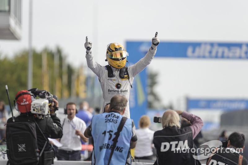 Maximilian Günther Prema Powerteam, Dallara F312 - Mercedes-Benz