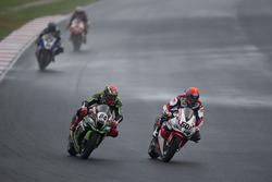 Міхаєл ван дер Марк, Honda WSBK Team, Том Сайкс, Kawasaki Racing