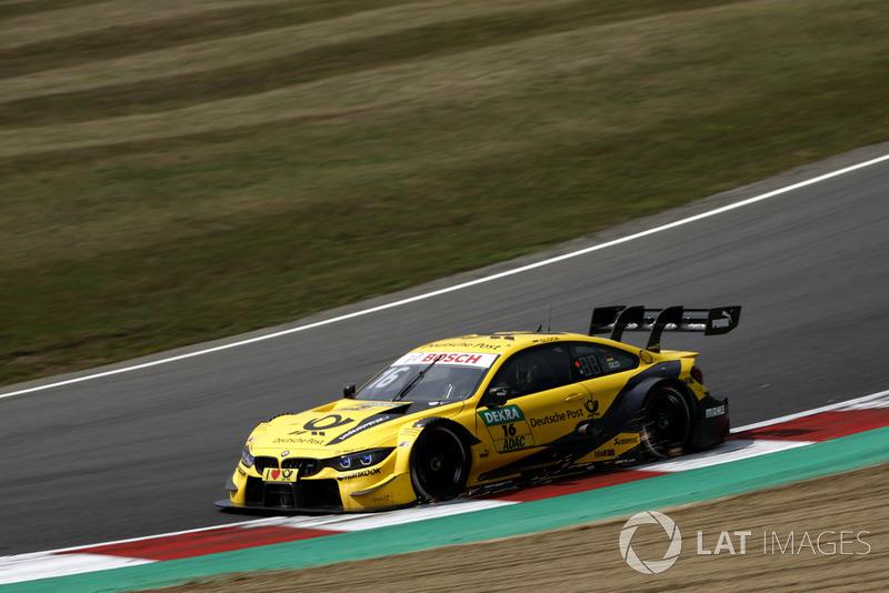 11. Timo Glock, BMW Team RMG, BMW M4 DTM
