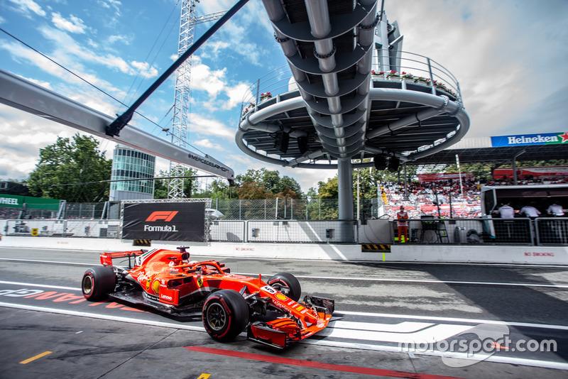 GP de Italia: Hamilton le devuelve el golpe a Ferrari