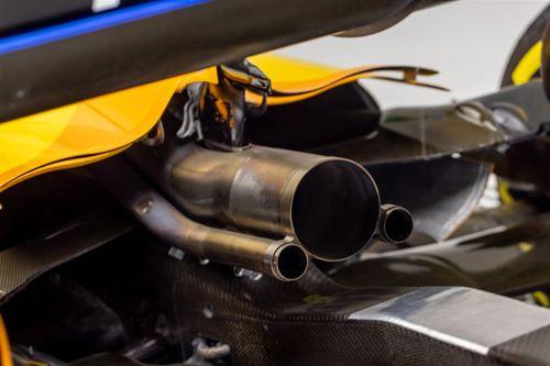 La collezione di Formula 1 di Juan Gonzalez
